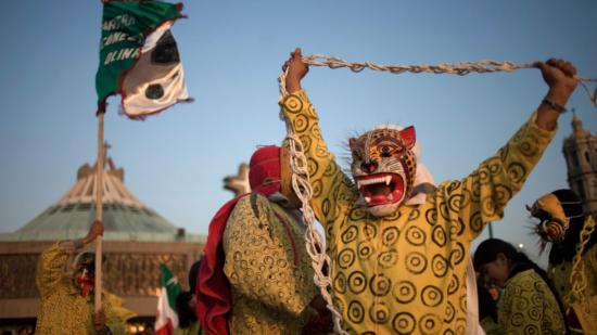 Mexico traditions Zoque